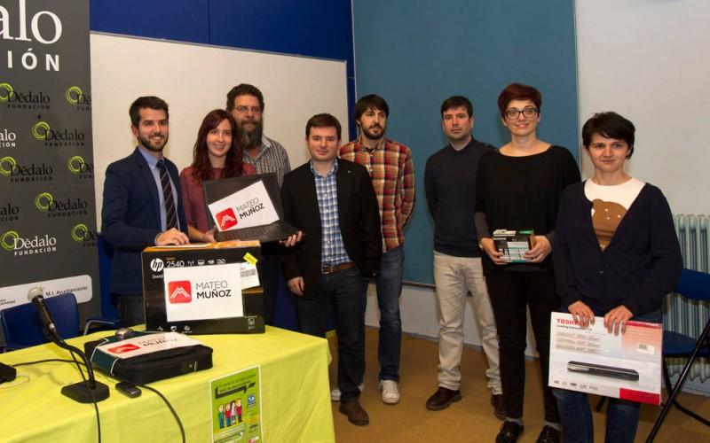 Concurso a la mejor web de asociaciones Ciudad de Tudela