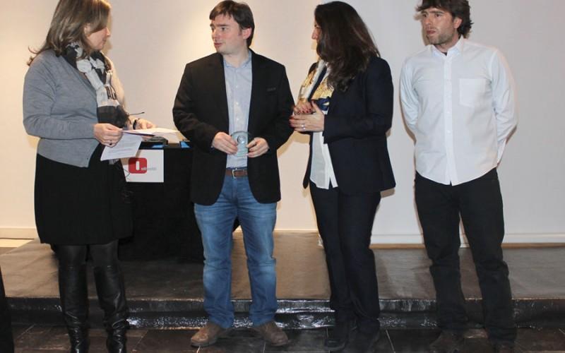 Mateo Muñoz, premio a la mejor consecución de objetivos Olivetti