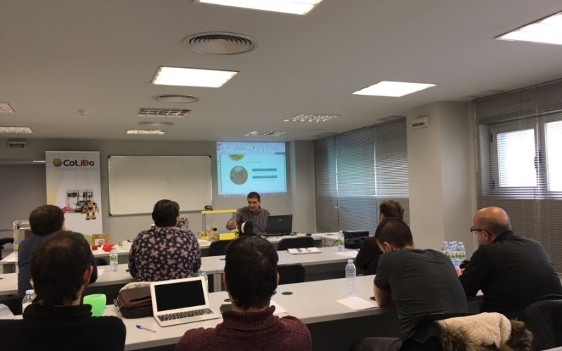 Mateo Muñoz: Nuevo Centro de Formación Oficial en impresión 3D CoLiDo