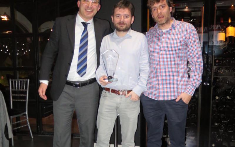 Premio Olivetti 2018 Mejor estrategia comercial