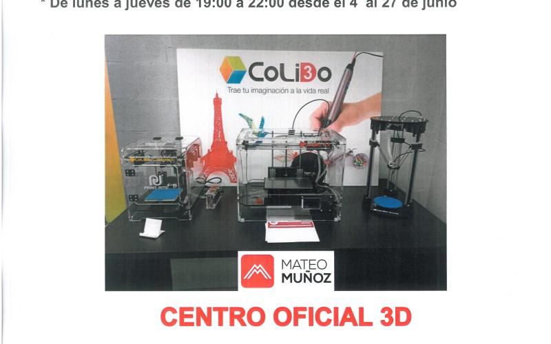 Curso de impresión 3D – 100% Gratuito